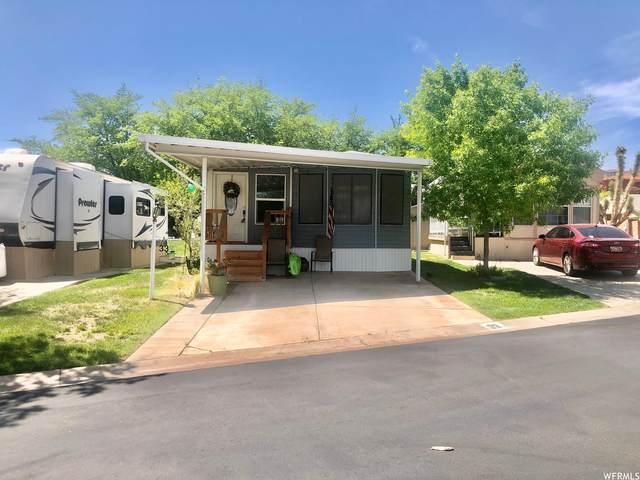 1150 W Redhills Pkwy #33, Washington, UT 84780 (#1739615) :: Utah Dream Properties