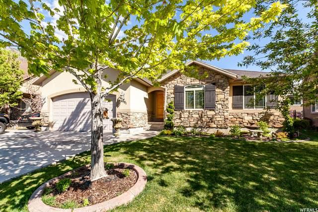 4001 W Troon St, Cedar Hills, UT 84062 (#1739618) :: Utah Best Real Estate Team | Century 21 Everest