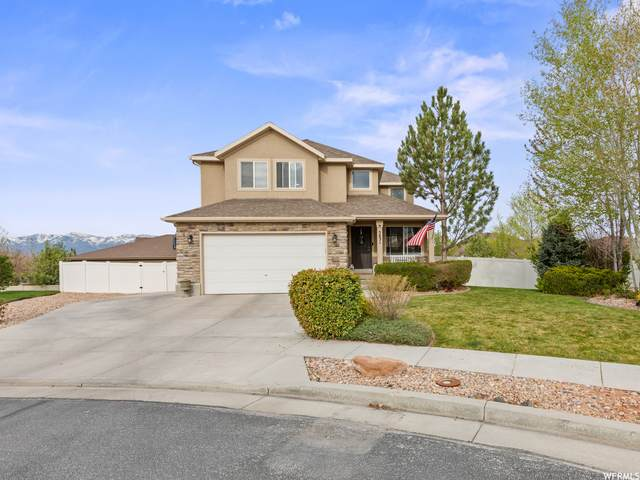 5631 N Poppy Cir, Stansbury Park, UT 84074 (MLS #1739629) :: Lookout Real Estate Group