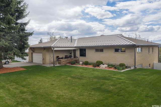 2496 S 550 E, Bountiful, UT 84010 (#1739632) :: Exit Realty Success