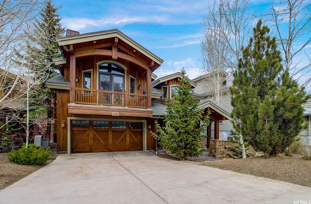 1360 Empire Ave, Park City, UT 84060 (#1739635) :: Utah Best Real Estate Team | Century 21 Everest