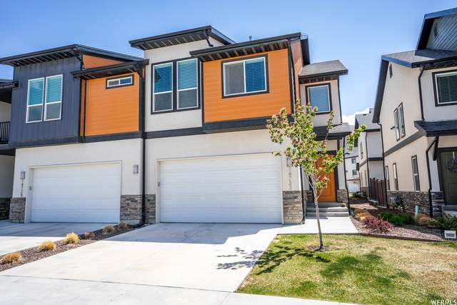 14733 S Rising Star Way W N-4, Bluffdale, UT 84065 (#1739644) :: Colemere Realty Associates