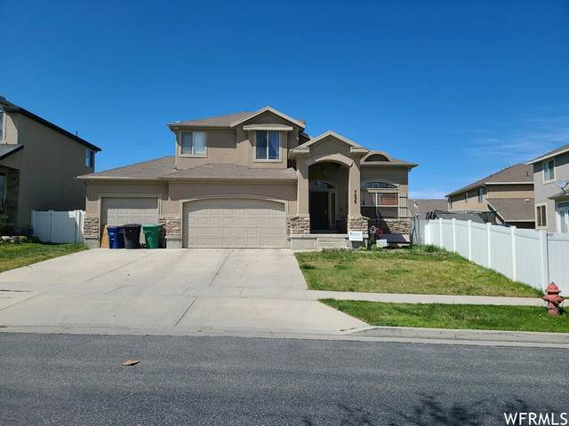 7038 W 8050 St S, West Jordan, UT 84081 (#1739652) :: Pearson & Associates Real Estate