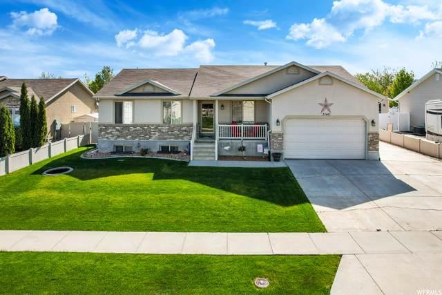 3145 S Autumn Blaze Cv W, West Valley City, UT 84128 (#1739654) :: Utah Dream Properties