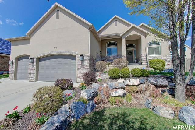 2448 W Stonehaven Loop, Lehi, UT 84043 (MLS #1739662) :: Summit Sotheby's International Realty