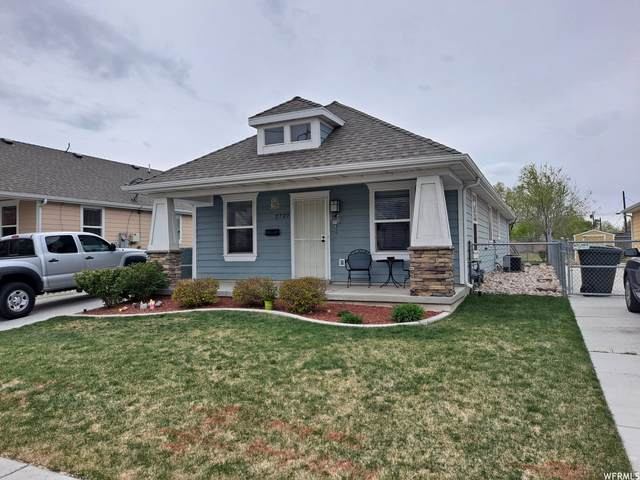 2727 S Lincoln Ave E, Ogden, UT 84401 (#1739664) :: Big Key Real Estate