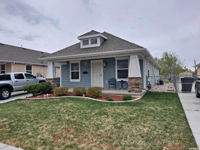 2727 S Lincoln Ave E, Ogden, UT 84401 (#1739664) :: Big Key Real Estate