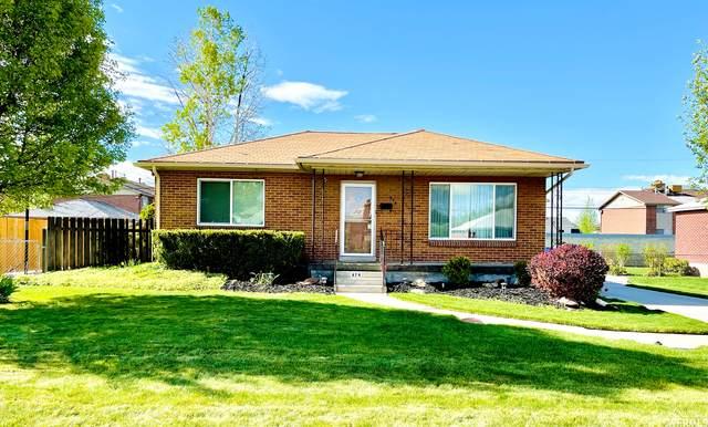 974 E Montclair Dr, Salt Lake City, UT 84106 (#1739667) :: Utah Dream Properties