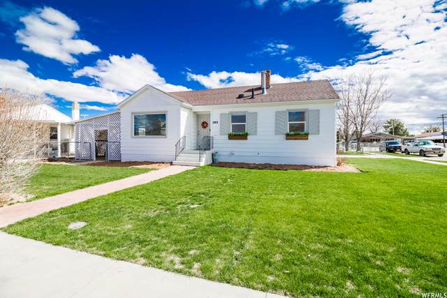 293 W 300 S, Vernal, UT 84078 (MLS #1739671) :: Summit Sotheby's International Realty
