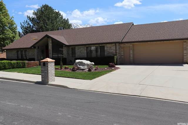 1520 E 50 N, Springville, UT 84663 (#1739675) :: Big Key Real Estate