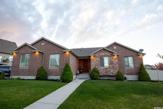 114 W Silver Fox Ln, Saratoga Springs, UT 84045 (MLS #1739687) :: Summit Sotheby's International Realty