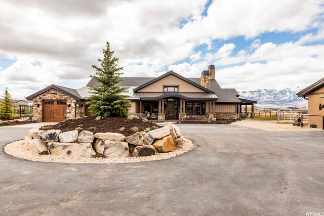7370 N Silver Creek Rd #476, Park City, UT 84098 (MLS #1739689) :: High Country Properties