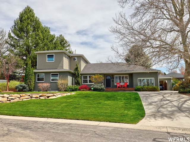 4179 S Holloway Dr, Salt Lake City, UT 84124 (#1739692) :: REALTY ONE GROUP ARETE
