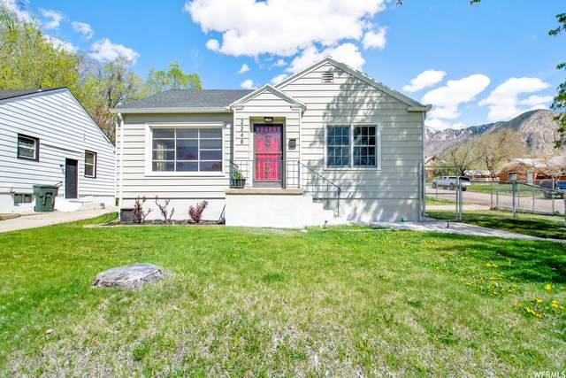 2248 S Polk Ave E, Ogden, UT 84401 (#1739695) :: Big Key Real Estate