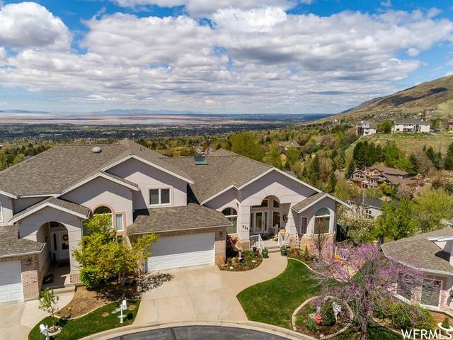 934 Barton Ct, Bountiful, UT 84010 (#1739707) :: The Perry Group