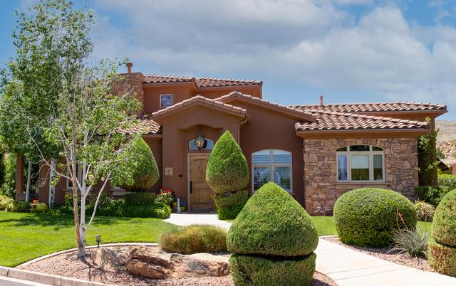 1140 E Fort Pierce Dr #2, St. George, UT 84790 (#1739716) :: Utah Best Real Estate Team | Century 21 Everest