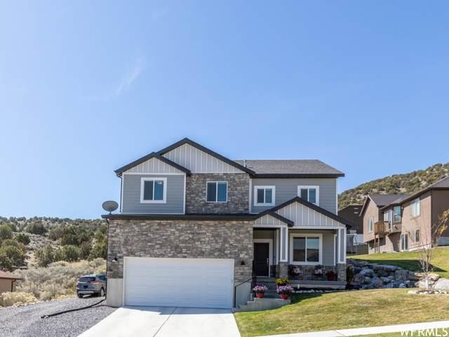 3998 E Yakima Way, Eagle Mountain, UT 84005 (#1739727) :: goBE Realty