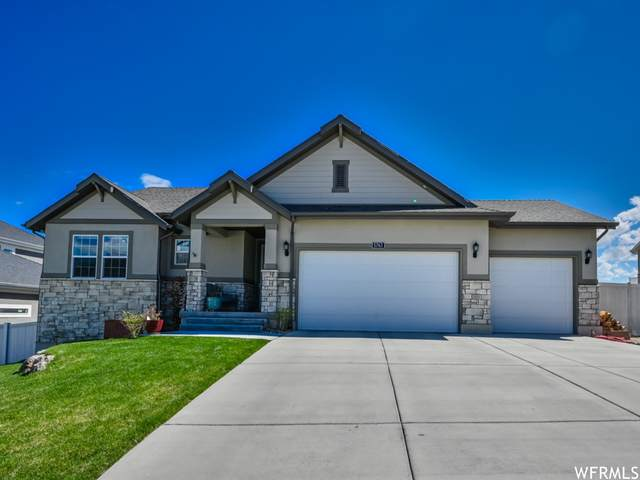 5763 W 7520 S, West Jordan, UT 84081 (#1739729) :: Pearson & Associates Real Estate