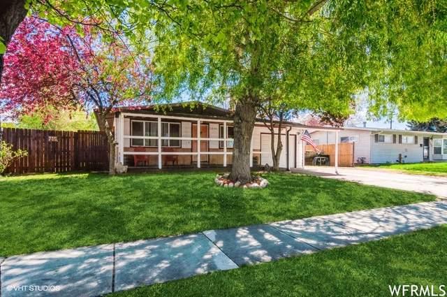 1354 N 475 W, Sunset, UT 84015 (#1739730) :: Big Key Real Estate
