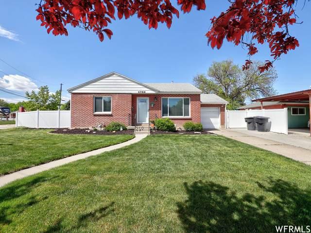 5762 S Mcmillan Cir, Salt Lake City, UT 84107 (#1739739) :: Gurr Real Estate