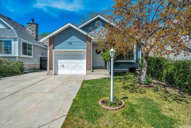 3118 W 8525 S, West Jordan, UT 84088 (#1739740) :: Big Key Real Estate