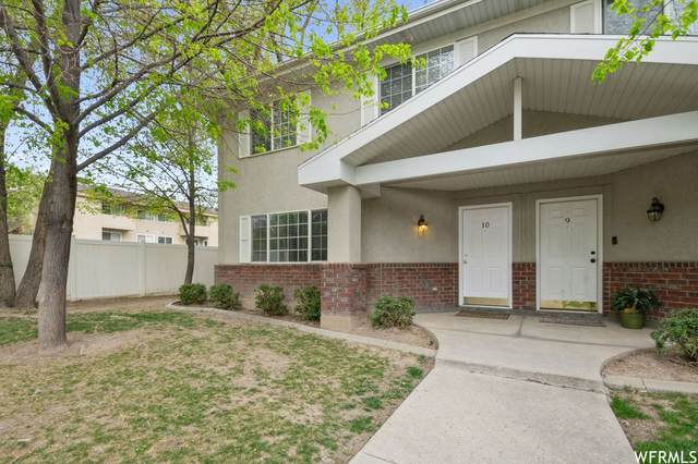 7628 S Redwood Rd W #10, West Jordan, UT 84084 (#1739749) :: Pearson & Associates Real Estate