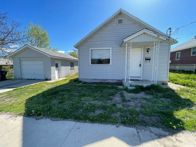78 N Third St E, Tooele, UT 84074 (#1739758) :: Pearson & Associates Real Estate