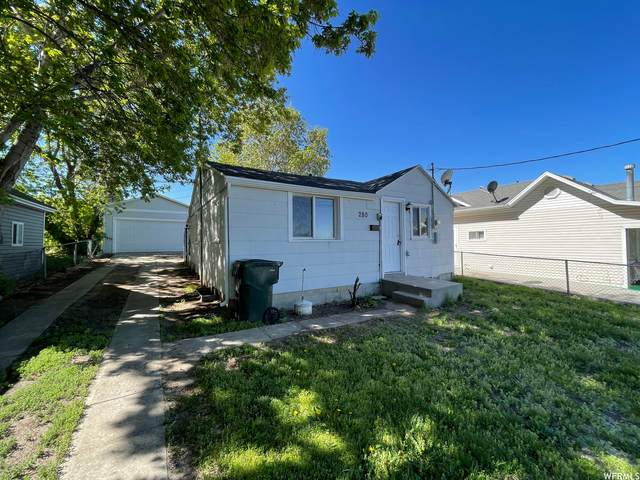 280 E Vine St S, Tooele, UT 84074 (#1739766) :: Pearson & Associates Real Estate