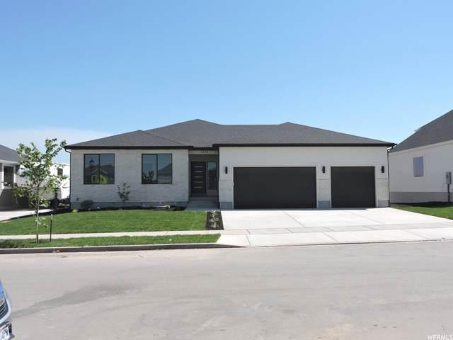 4793 S Mash Farm Cir #3, Murray, UT 84107 (#1739773) :: Big Key Real Estate