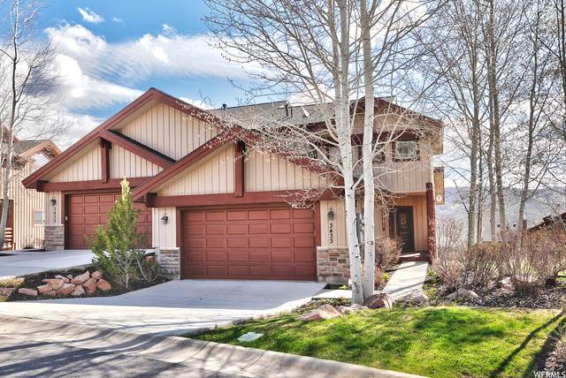 3433 Cedar Dr, Park City, UT 84098 (#1739774) :: Utah Best Real Estate Team | Century 21 Everest