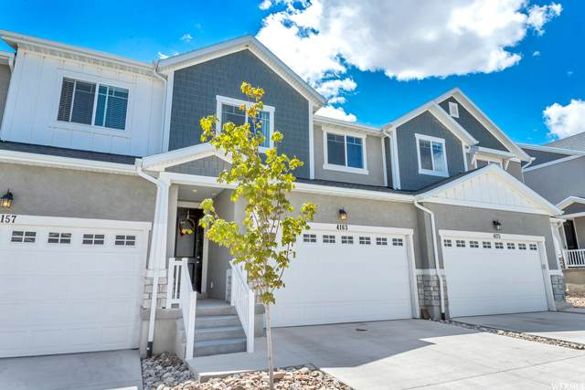 4163 W 1650 N #730, Lehi, UT 84043 (#1739778) :: Bustos Real Estate | Keller Williams Utah Realtors