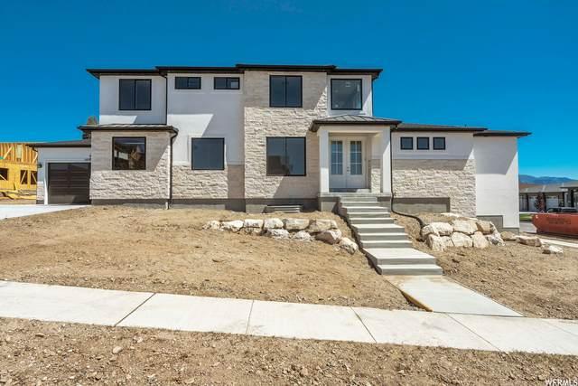 4789 S Mash Farm Cir #4, Murray, UT 84107 (#1739790) :: Big Key Real Estate