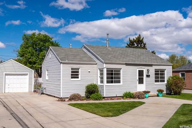 6112 S Clay St, Salt Lake City, UT 84107 (#1739814) :: Big Key Real Estate