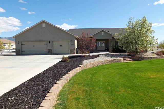 3527 W 1600 N, Cedar City, UT 84721 (#1739821) :: Black Diamond Realty