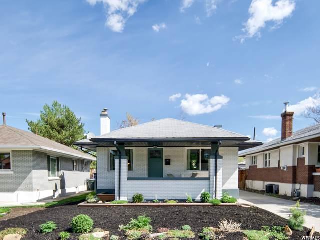 625 E Hollywood Ave E, Salt Lake City, UT 84105 (MLS #1739835) :: Summit Sotheby's International Realty