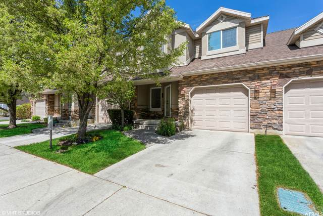 795 S Creek View Dr #32, Layton, UT 84041 (#1739846) :: Red Sign Team