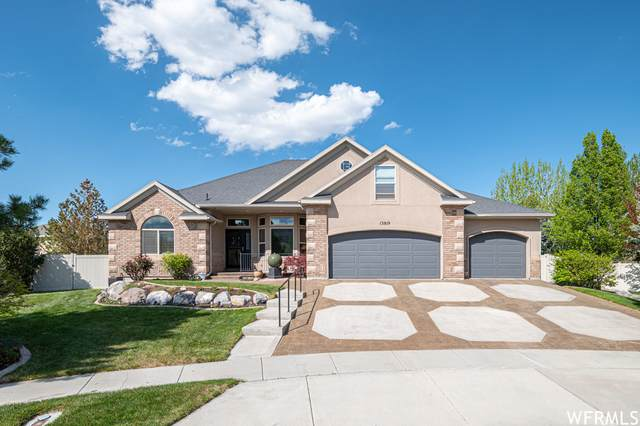 13819 S Cruden Bay Ct W, Herriman, UT 84096 (#1739866) :: Exit Realty Success