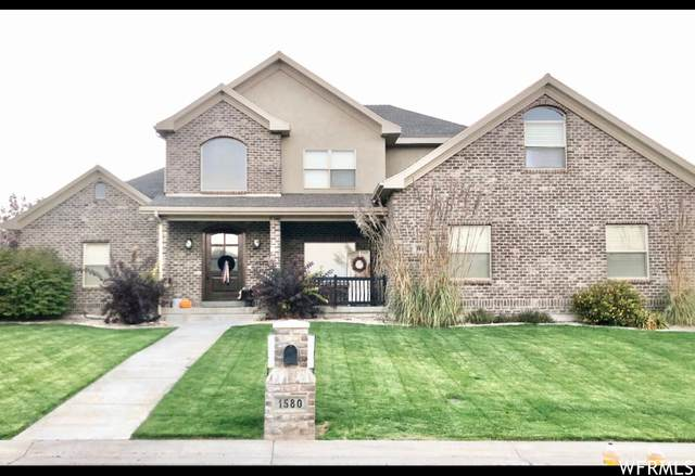 1580 S 3050 W, Vernal, UT 84078 (MLS #1739874) :: Summit Sotheby's International Realty