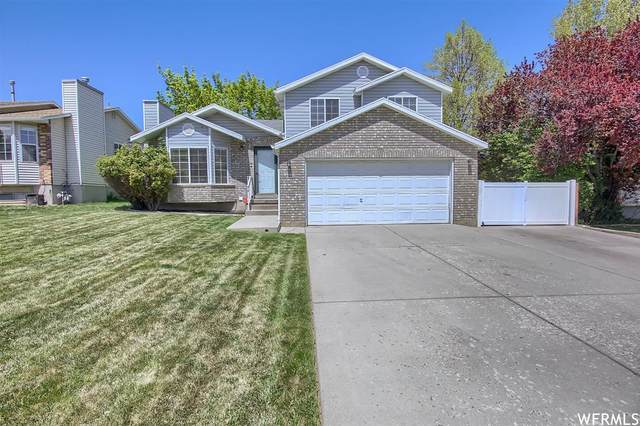 4956 W Decora Way S, West Jordan, UT 84081 (#1739876) :: Pearson & Associates Real Estate