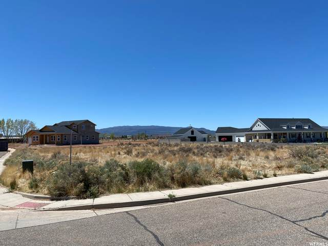 1346 S Laurie Ln, Cedar City, UT 84720 (#1739897) :: Black Diamond Realty