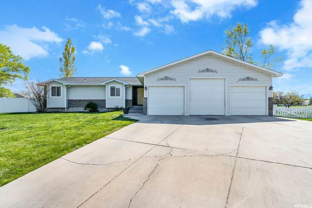 626 Country Clb, Stansbury Park, UT 84074 (#1739898) :: Pearson & Associates Real Estate
