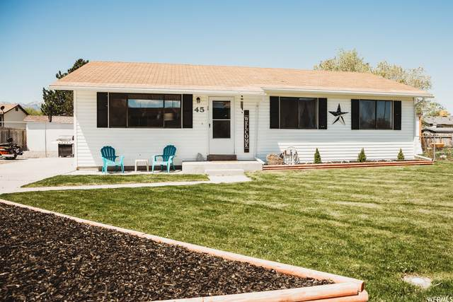 45 N Bowery St, Grantsville, UT 84029 (#1739904) :: Pearson & Associates Real Estate