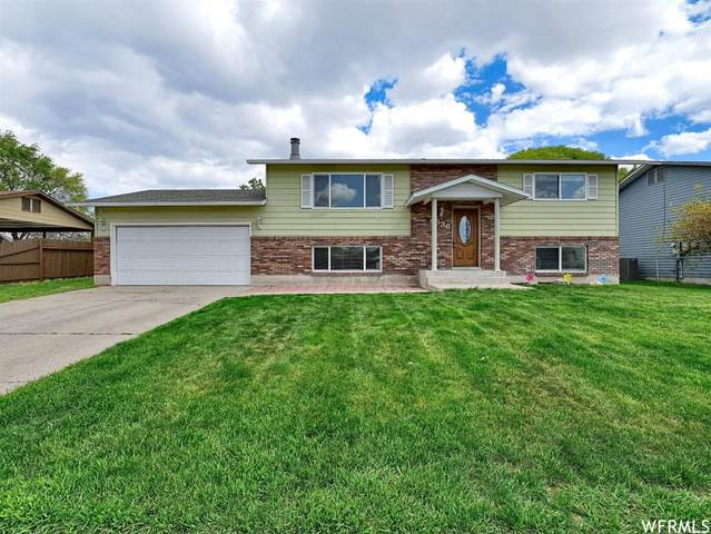 4536 S 3600 W, Roy, UT 84067 (#1739911) :: Colemere Realty Associates