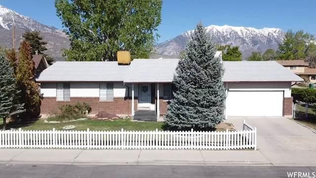 1574 N 110 W, Orem, UT 84057 (#1739933) :: Pearson & Associates Real Estate
