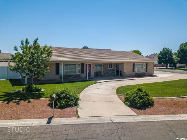959 W Churrea Dr, Washington, UT 84780 (MLS #1739940) :: Summit Sotheby's International Realty