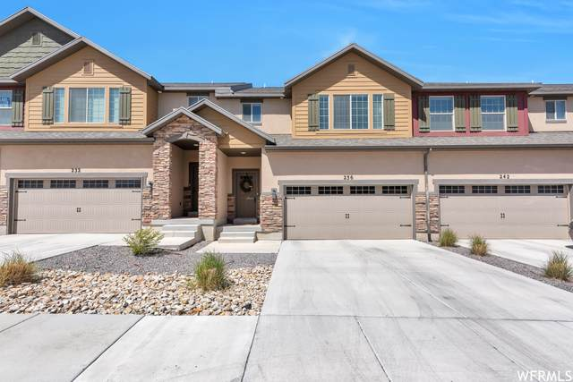 236 E Bridgewater Ln N, Saratoga Springs, UT 84045 (#1739947) :: Pearson & Associates Real Estate