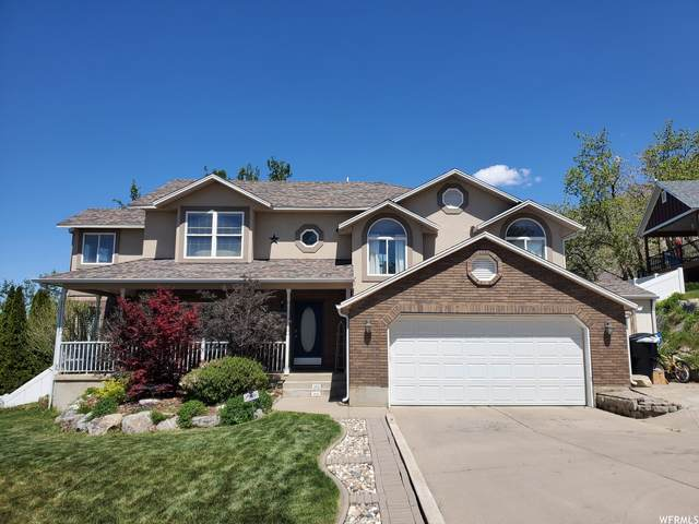 379 E Paulette Way N, Farmington, UT 84025 (#1739949) :: The Perry Group
