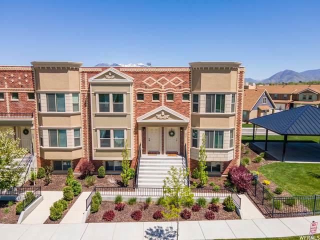 297 W Parkview Lane S #06, Spanish Fork, UT 84660 (#1739955) :: Pearson & Associates Real Estate