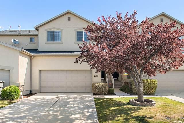 2158 W 2180 N, Lehi, UT 84043 (#1739958) :: Pearson & Associates Real Estate