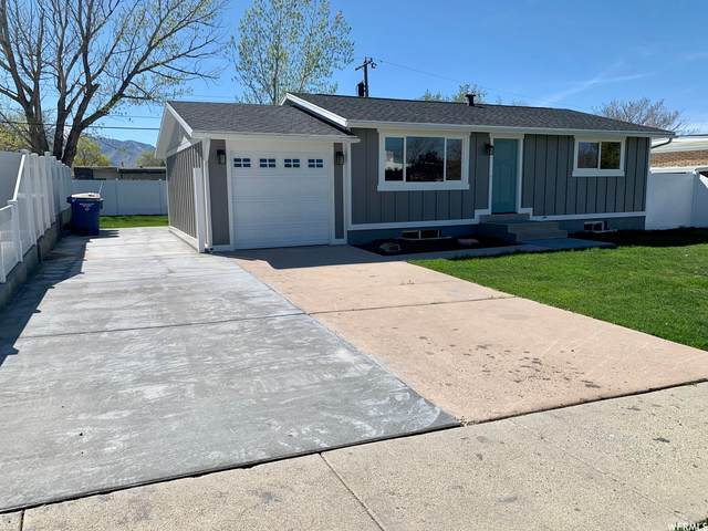 3862 S 6580 W, West Valley City, UT 84128 (#1739961) :: Utah Dream Properties